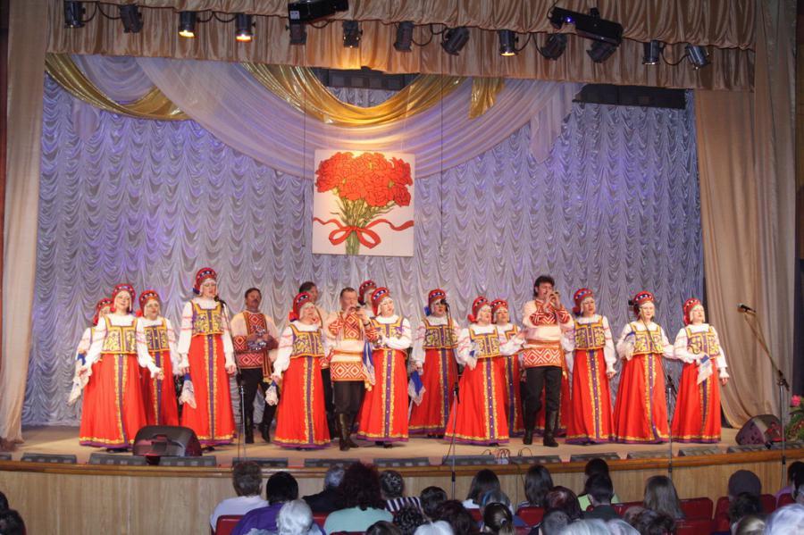 Областной фестиваль-конкурс хоровых коллективов, смоленск, 11 апреля
